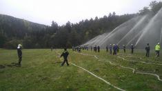 Taktické cvičení 10/2012