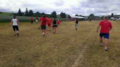 Pláňská pouť - fotbal 2013