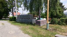 Stavba parketu vOndřejově 06/2015