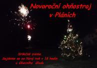 Novoroční ohňostroj 1