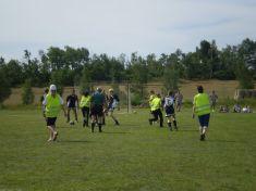 Přátelský fotbalový turnaj vesnic..