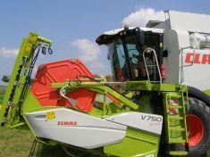2010- výstava zemědělské techniky