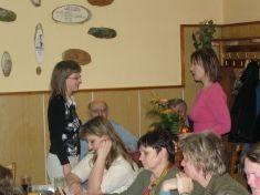 Výroční schůze 2008