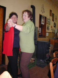 Výroční schůze - is tancem 14.2.2009